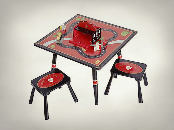 Levels of Discovery – Firefighters Activity Table