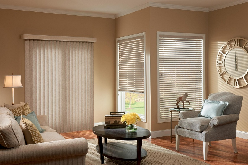 Venetian Wooden Blinds