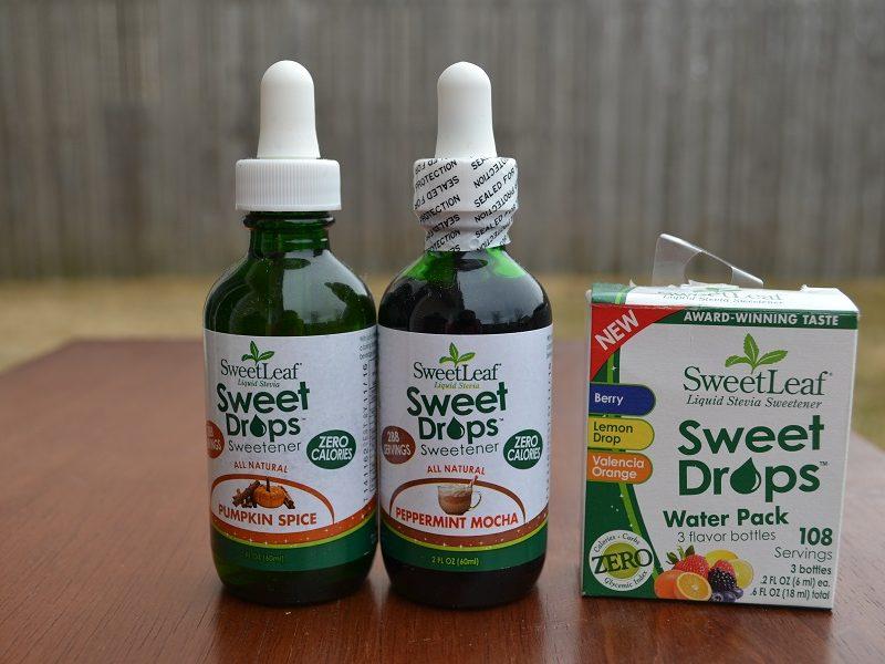 Stevia Packs