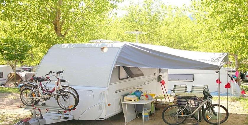Rainwater System for a Caravan