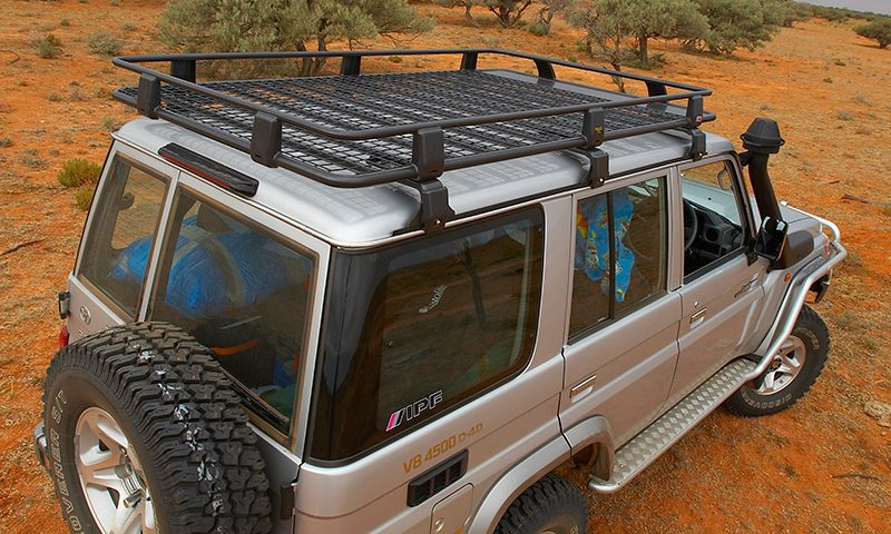 roof racks for 4x4