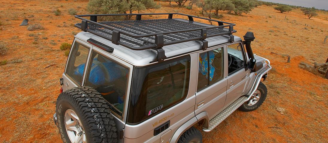 roof racks for 4x4