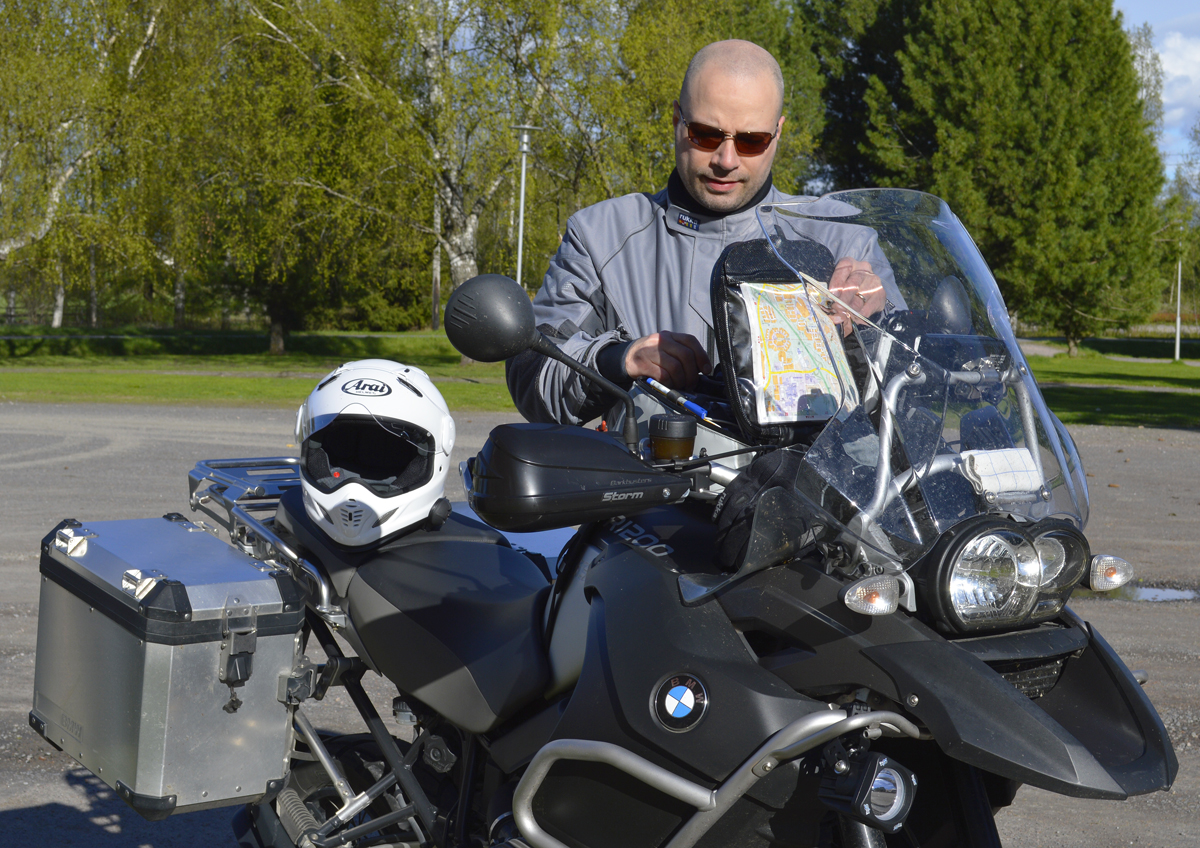 Motorcycle Handguards