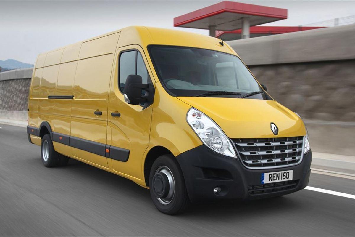 Renault Master Van 2010 mirror