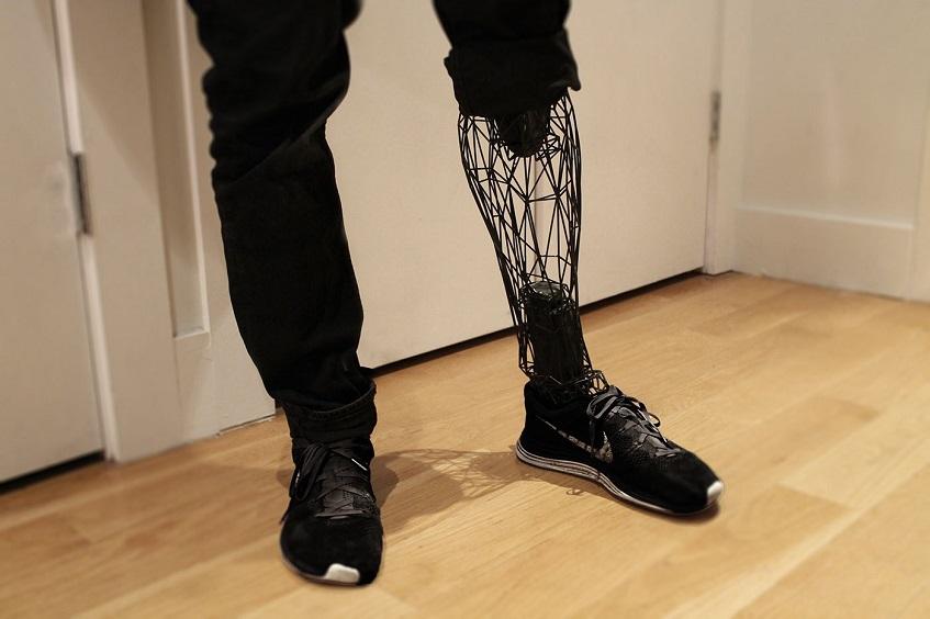3D Prosthetic Leg
