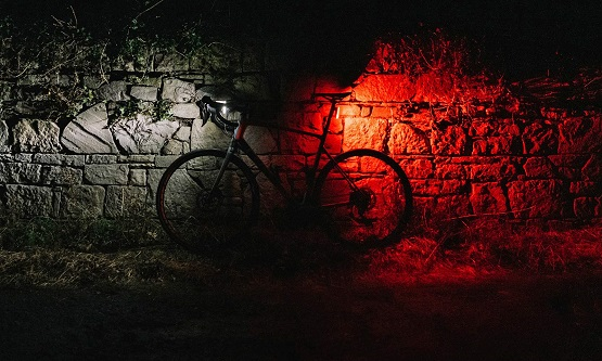 bicycle lights beam