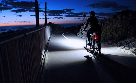 bicycle lights brightness