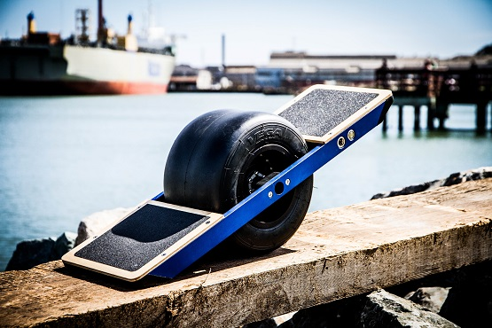 one wheel e board