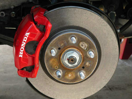 brake pads for honda