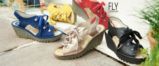 fly lwedge ondon shoes