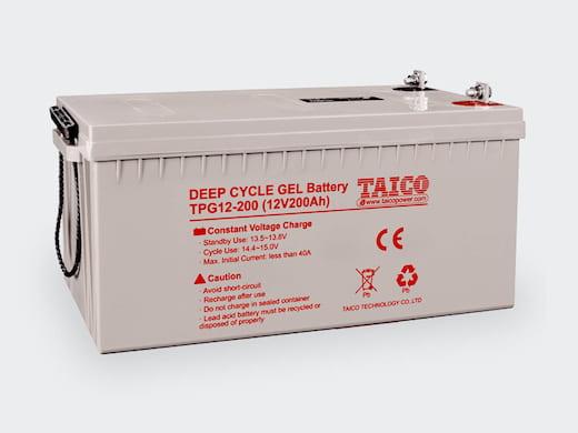 12V GEL Lead Acid Battery