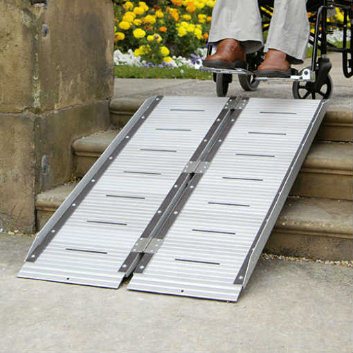 disabled access ramp