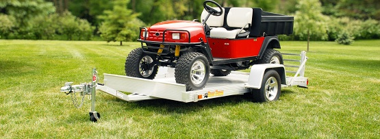 golf cart trailers