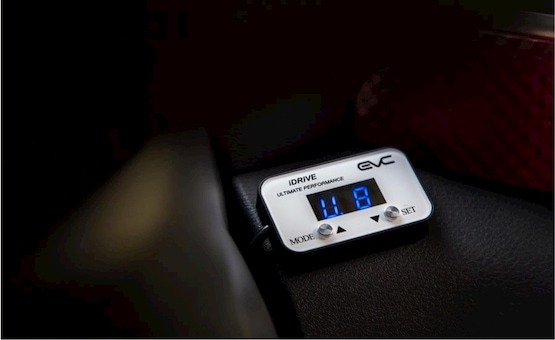 idrive controller