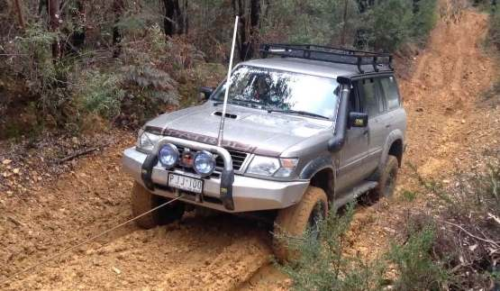 nissan patrol accessories