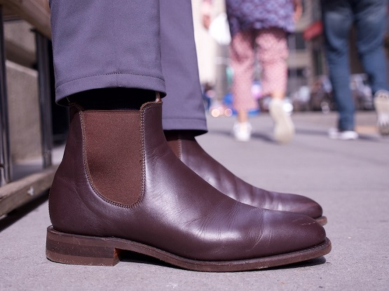 Comfortable Pairs of Boots rm williams