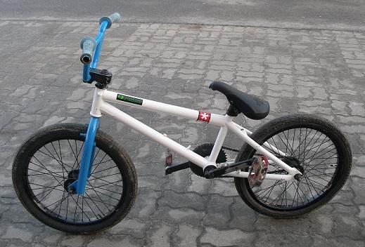 Bmx-Bike