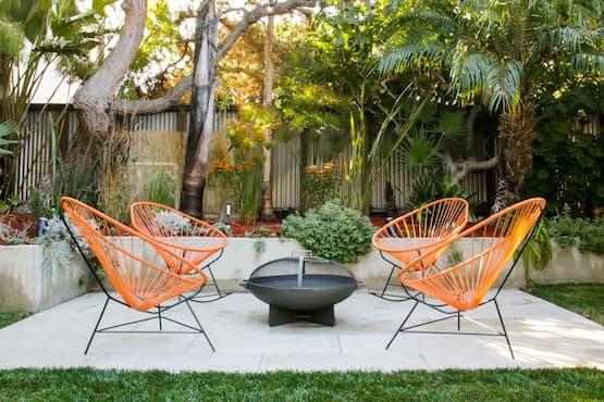 outdoor aluminium dining chairs