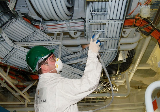 Flame Retardant Cables