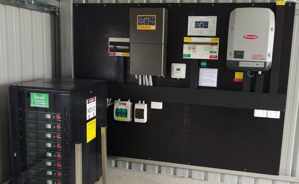 Off-Grid Solar Inverters