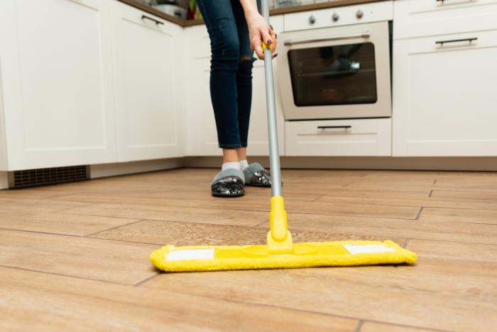 maintaining kitchen floor